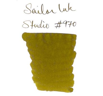 Sailor Sailor Ink Studio # 970 - 20ml Bottled Ink