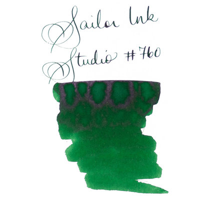 Sailor Sailor Ink Studio # 760 - 20ml Bottled Ink