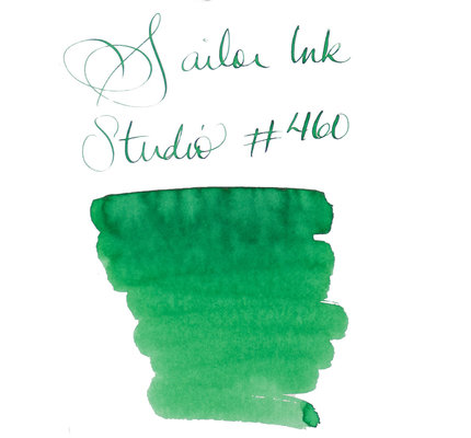 Sailor Sailor Ink Studio # 460 - 20ml Bottled Ink