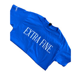 Dromgoole's Royal Blue Extra Fine T-Shirt