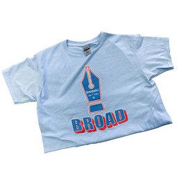 Dromgoole's Dromgoole's Light Blue Broad T-Shirt