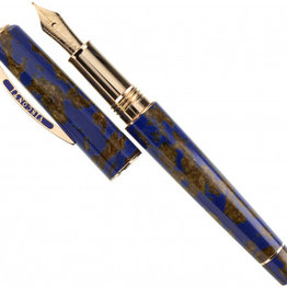 Visconti Visconti Caesar's Firenze Fountain Pen in Rose Gold Trim