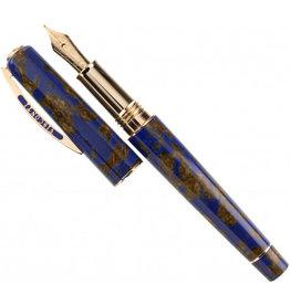 Visconti Visconti Caesar's Firenze Fountain Pen in Rose Gold Trim