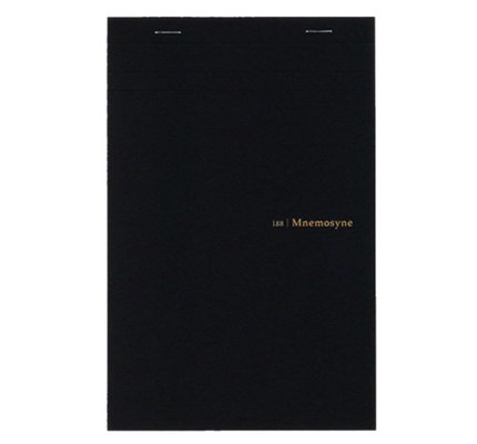 Maruman Mnemosyne A5 Notepad 5mm Grid