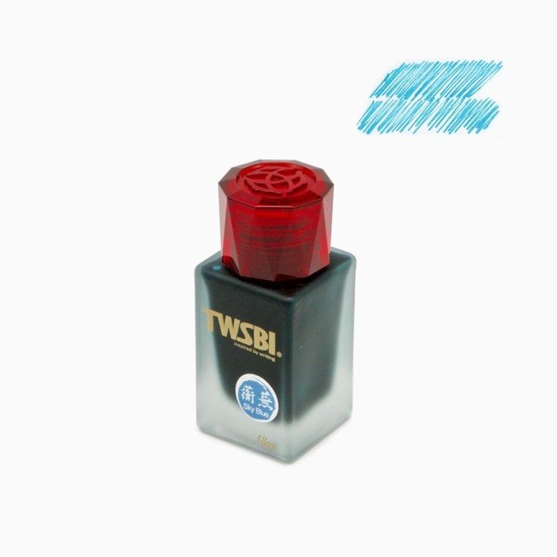 Twsbi Twsbi 1791 Limited Edition Sky Blue 18ml Bottled Ink