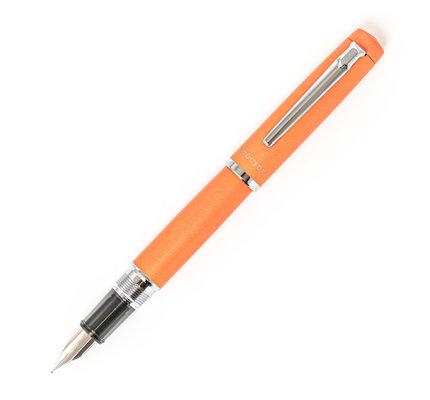 Platinum Platinum Procyon Fountain Pen Persimmon Orange