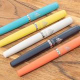 Platinum Platinum Procyon Fountain Pen Permission Orange