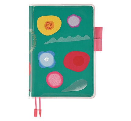 "Hobonichi Hobonichi Cover on Cover for Cousin ""iroiro"""