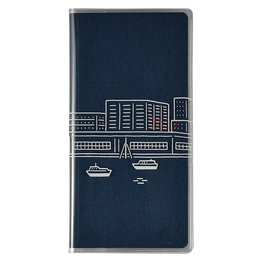 """Hobonichi Hobonichi Cover on Cover for Weeks """"Quiet Harbor"""""""