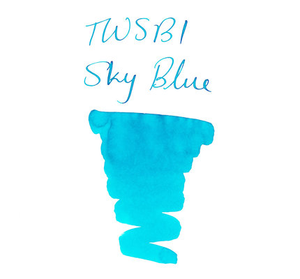 Twsbi Twsbi 1791 Limited Edition Sky Blue 18ml Bottled Ink