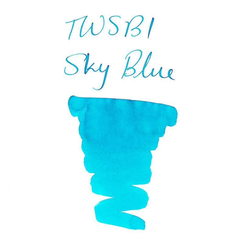 Twsbi Twsbi 1791 Limited Edition Sky Blue - 18ml Bottled Ink