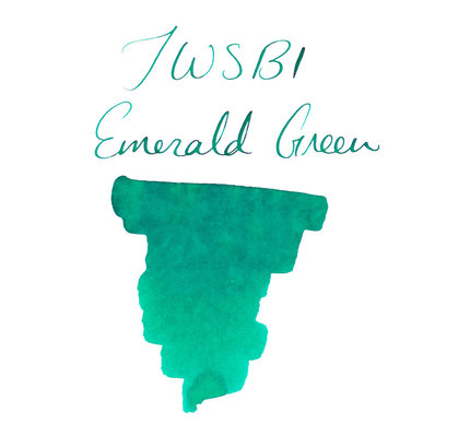 Twsbi Twsbi 1791 Limited Edition Emerald Green 18ml Bottled Ink