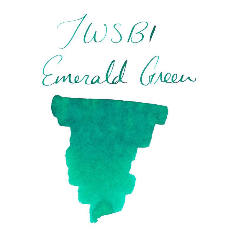 Twsbi Twsbi 1791 Limited Edition Emerald Green 18ml Bottled Ink