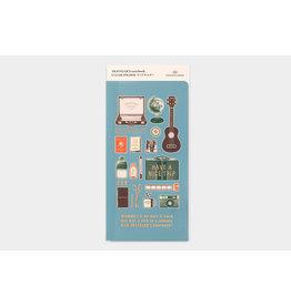 Traveler's Traveler's Notebook 2020 Clear Folder