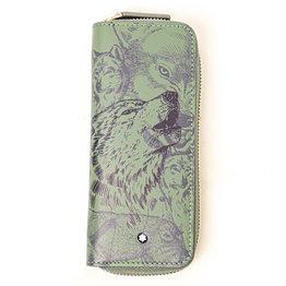 Montblanc Montblanc Meisterstück 1-Pen Pouch Wolf
