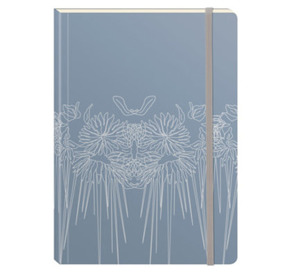 Clairefontaine Lalla A5 Lined Notebook