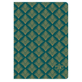 Clairefontaine Clairefontaine #192436 Neo Deco Vegetal Lined Notebook 6 x 8.25