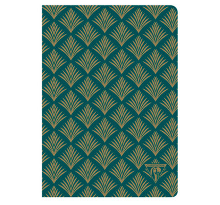 Clairefontaine Clairefontaine Neo Deco Vegetal A5 Lined Notebook