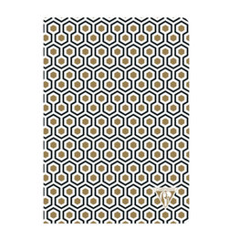 Clairefontaine Clairefontaine Neo Deco Honeycomb A5 Lined Notebook