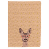 Clairefontaine Clairefontaine Funny Company Lined Notebook