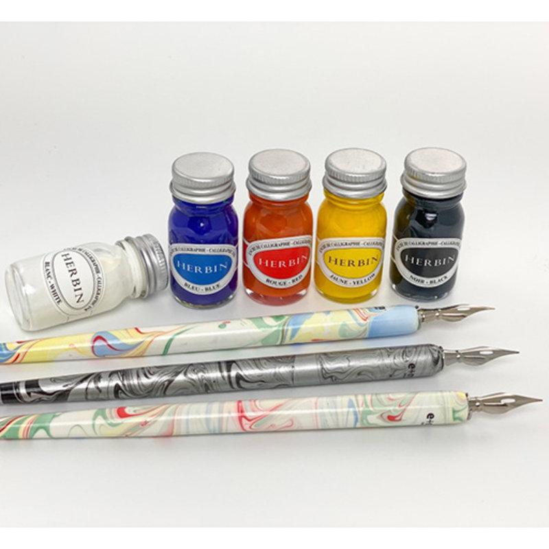 J. Herbin J. Herbin Sampling Calligraphy - 10ml Bottled Ink