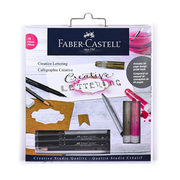 Faber-Castell Faber-Castell Creative Lettering Kit