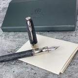 Pineider Pineider La Grande Bellezza Forged Carbon Fiber Fountain Pen Fine