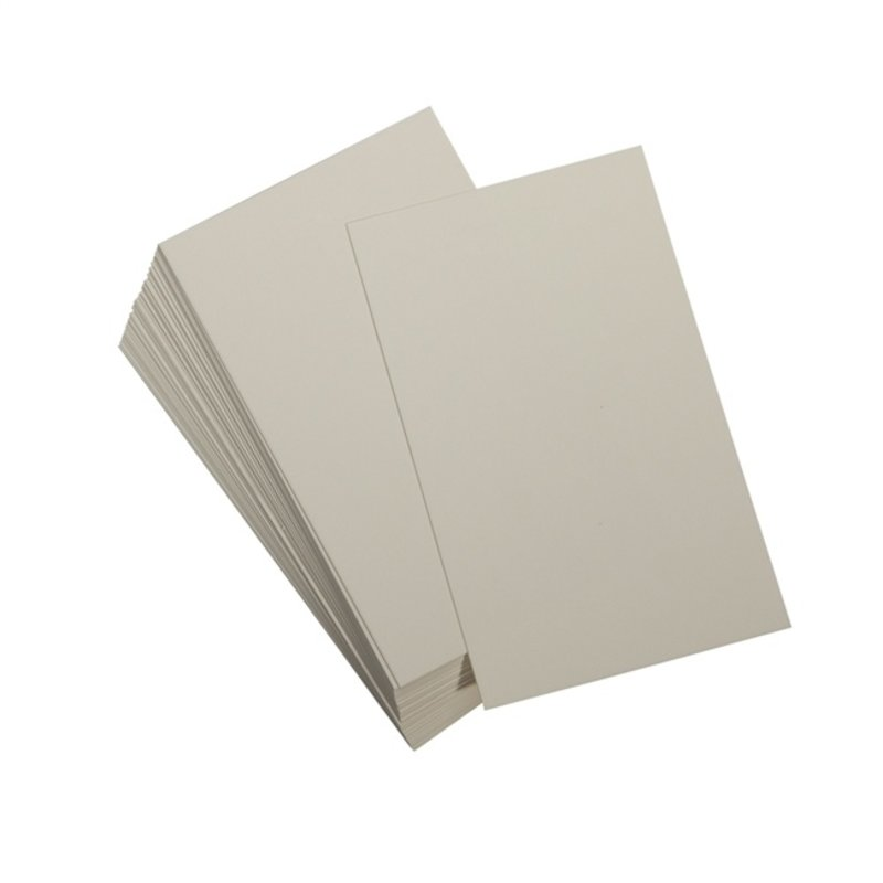Graphic Image Jotter Ecru Cards Refill 24 Count