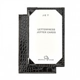 Graphic Image Graphic Image Jotter Crocodile Embossed Leather