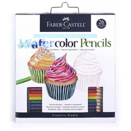 Faber-Castell Faber-Castell Getting Started with Watercoloring Kit