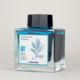 Sailor Sailor Manyo Yomogi - 50ml Bottled Ink