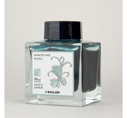 Sailor Sailor Manyo Haha - 50ml Bottled Ink SOLD OUT TILL MAY