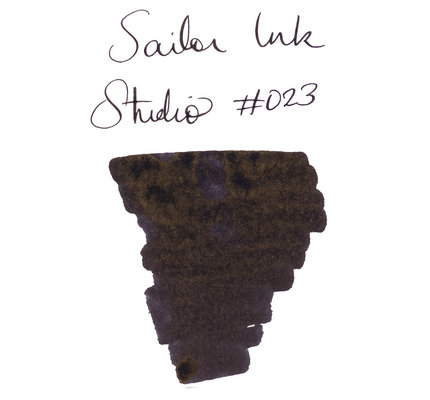 Sailor Sailor Ink Studio # 023 - 20ml Bottled Ink
