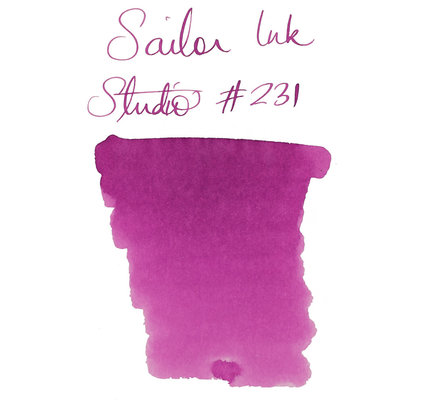 Sailor Sailor Ink Studio # 231 - 20ml Bottled Ink