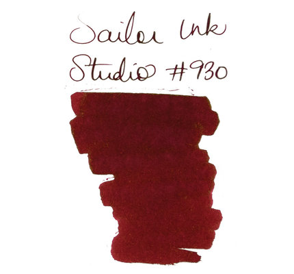 Sailor Sailor Ink Studio # 930 - 20ml Bottled Ink