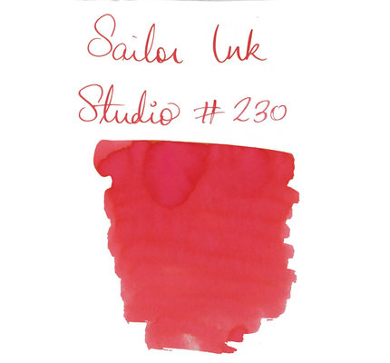 Sailor Sailor Ink Studio # 230 - 20ml Bottled Ink