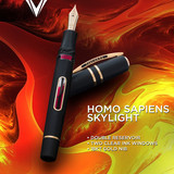 Visconti Visconti Homo Sapiens Skylight Fountain Pen