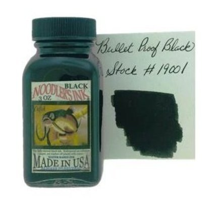 Noodler's Noodler's Black - 3oz Bottled Ink