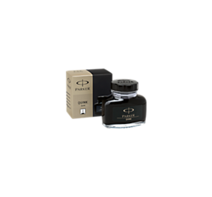 Parker Parker Quink Permanent Black - 57ml Bottled Ink