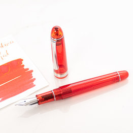 Platinum Platinum North American Exclusive #3776 Century Carnelian Fountain Pen