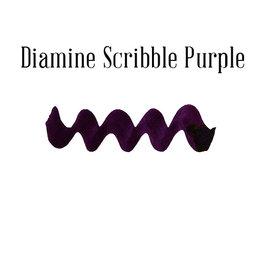 Diamine Diamine Scribble Purple - 80ml Bottled Ink