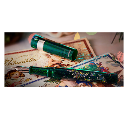 Benu Benu New Year Limited Edition Supreme Fountain Pen