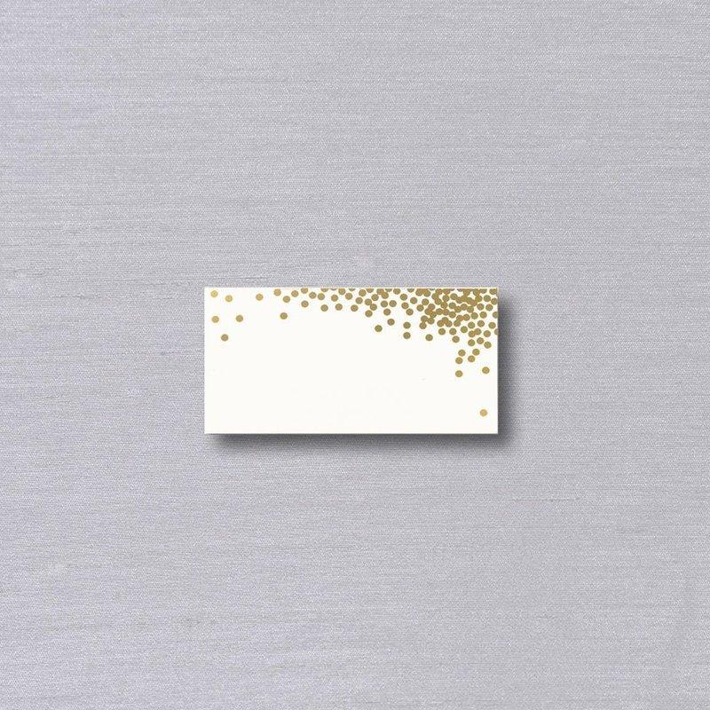 Crane Vera Wang Confetti Place Cards