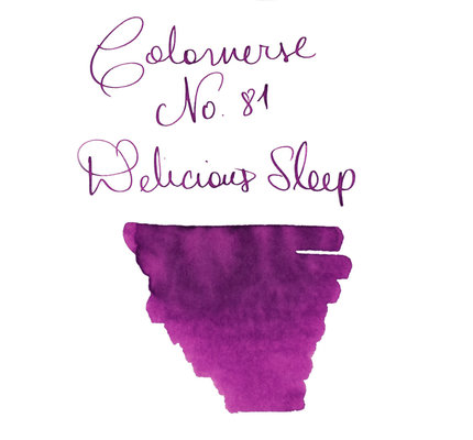 Colorverse Colorverse Season 6 Delicious Sleep - 30ml Bottled Ink