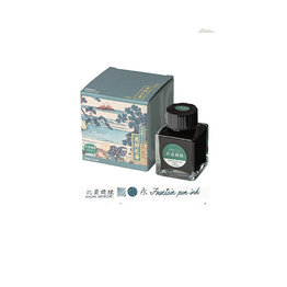 Taccia Taccia Hokusai-Sabimidori (Rust Green) Bottled Ink