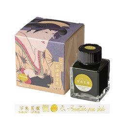 Taccia Taccia Sharaku-Natane (Rapeseed) Bottled Ink