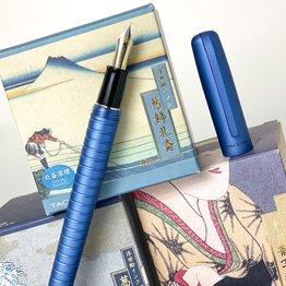 Taccia Taccia Pinnacle Fountain Pen Aero Blue