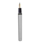 Taccia Taccia Pinnacle Fountain Pen Graphite Gray