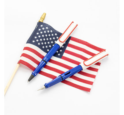 Lamy Lamy Safari Special Independence Day Rollerball Pen