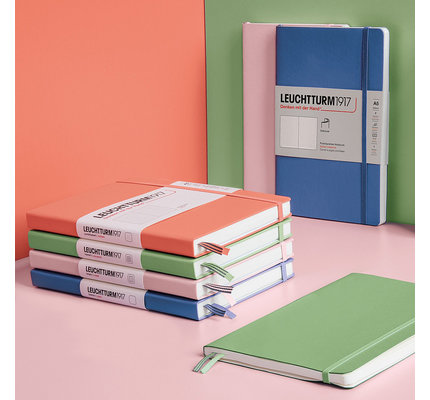 Leuchtturm1917 Leuchtturm1917 Muted Colors Medium Hardcover Notebook (A5)